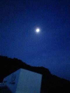 有明の月?