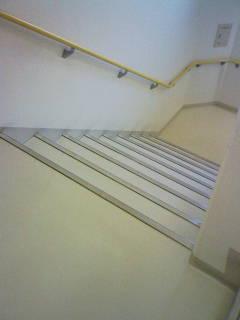 階段、登り降り