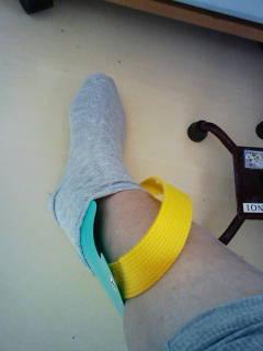 靴下がホイホイ!